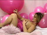 Pretty In Pink Balloon  Movie